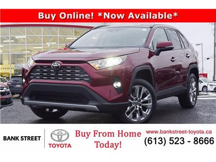 2021 Toyota RAV4 Limited (Stk: 28848) in Ottawa - Image 1 of 22