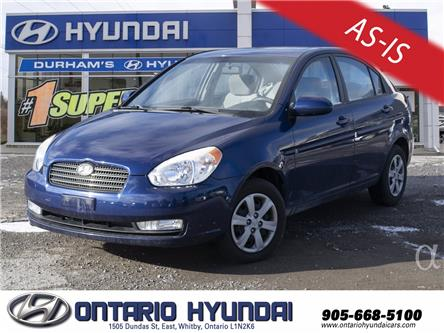 2009 Hyundai Accent GLS (Stk: 01533K) in Whitby - Image 1 of 12