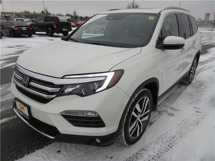 2017 Honda Pilot Touring (Stk: K16496A) in Ottawa - Image 1 of 22