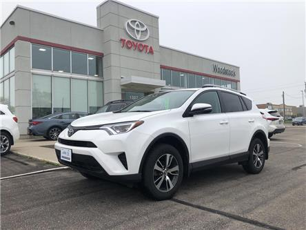 2018 Toyota RAV4 LE (Stk: 1990) in Woodstock - Image 1 of 27