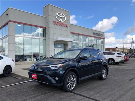 2017 Toyota RAV4 Limited (Stk: 1997) in Woodstock - Image 1 of 28
