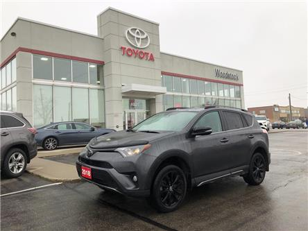 2018 Toyota RAV4 XLE (Stk: 146561A) in Woodstock - Image 1 of 29