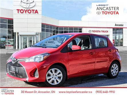 2015 Toyota Yaris  (Stk: 4099) in Ancaster - Image 1 of 22