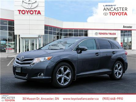 2013 Toyota Venza Base V6 (Stk: 21190A) in Ancaster - Image 1 of 17