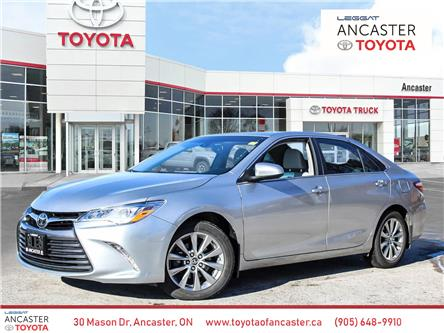2017 Toyota Camry  (Stk: 4104) in Ancaster - Image 1 of 23
