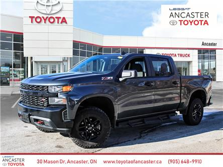 2020 Chevrolet Silverado 1500 Silverado Custom Trail Boss (Stk: 21192A) in Ancaster - Image 1 of 20