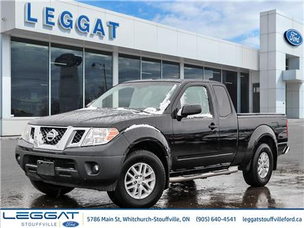 2016 Nissan Frontier SV (Stk: RG00323A) in Stouffville - Image 1 of 22