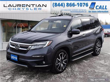 2019 Honda Pilot Touring (Stk: 20038A) in Sudbury - Image 1 of 33