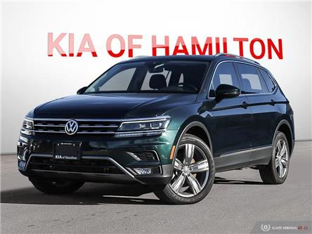 2018 Volkswagen Tiguan Highline (Stk: SO21009B) in Hamilton - Image 1 of 27