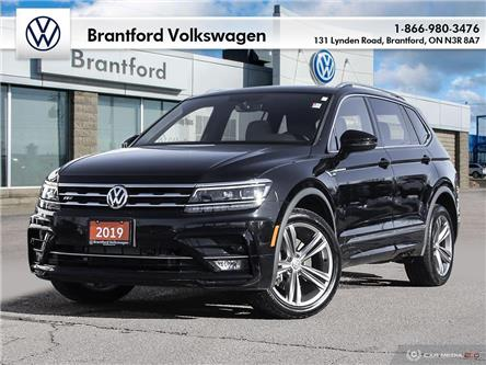 2019 Volkswagen Tiguan Highline (Stk: P72045) in Brantford - Image 1 of 27