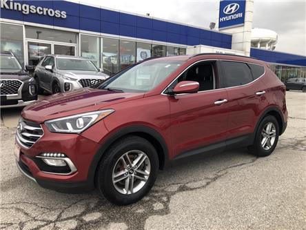 2018 Hyundai Santa Fe Sport 2.4 Premium (Stk: 30514B) in Scarborough - Image 1 of 18