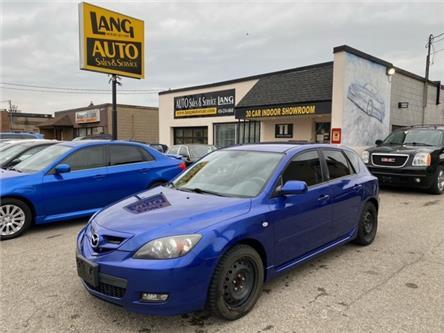 2007 Mazda Mazda3 Sport GS (Stk: ) in Etobicoke - Image 1 of 26