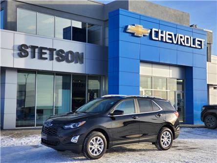 2021 Chevrolet Equinox LT (Stk: 21-087) in Drayton Valley - Image 1 of 14
