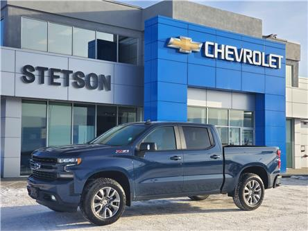 2021 Chevrolet Silverado 1500 RST (Stk: 21-112) in Drayton Valley - Image 1 of 14