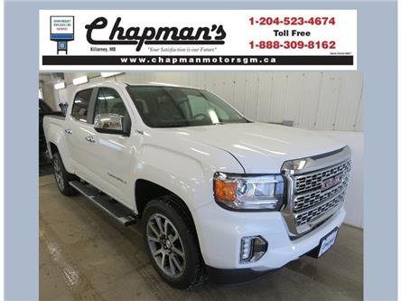 2021 GMC Canyon Denali (Stk: 21-046) in KILLARNEY - Image 1 of 33