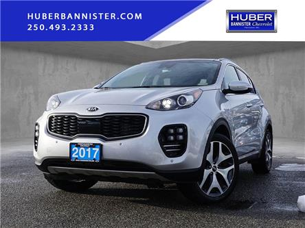 2017 Kia Sportage SX Turbo (Stk: N10621A) in Penticton - Image 1 of 25