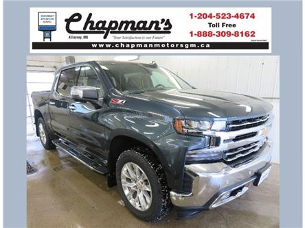 2021 Chevrolet Silverado 1500 LTZ (Stk: 21-052) in KILLARNEY - Image 1 of 37
