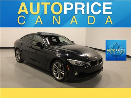 2017 BMW 430i xDrive Gran Coupe (Stk: W2908) in Mississauga - Image 1 of 28