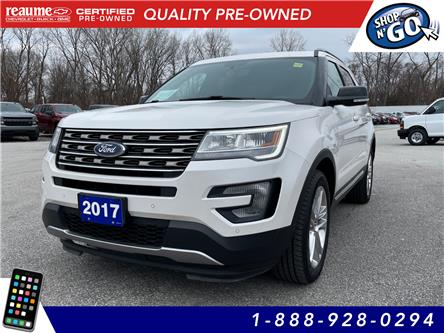 2017 Ford Explorer XLT (Stk: 21-0078A) in LaSalle - Image 1 of 29