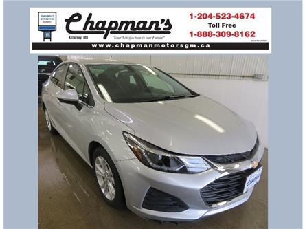 2019 Chevrolet Cruze LT (Stk: L-060A) in KILLARNEY - Image 1 of 33