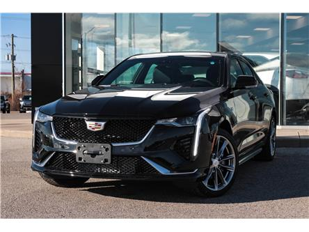 2021 Cadillac CT4 Sport (Stk: 15120) in Sarnia - Image 1 of 30
