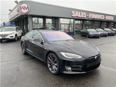 2016 Tesla Model S P100D (Stk: 16-156465) in Abbotsford - Image 1 of 15