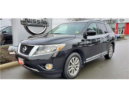 2015 Nissan Pathfinder SL (Stk: P2009A) in Courtenay - Image 1 of 9