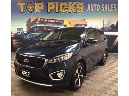 2017 Kia Sorento EX V6 (Stk: 316673) in NORTH BAY - Image 1 of 28