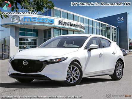 2021 Mazda Mazda3 Sport GS Auto i-ACTIV (Stk: 41853) in Newmarket - Image 1 of 23