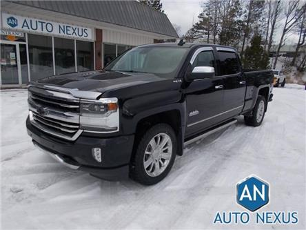 2018 Chevrolet Silverado 1500 High Country (Stk: 21-220) in Bancroft - Image 1 of 12