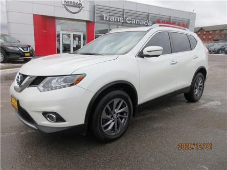 2016 Nissan Rogue  (Stk: 91758A) in Peterborough - Image 1 of 27