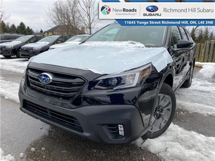 2021 Subaru Outback 2.4i Outdoor XT (Stk: 35573) in RICHMOND HILL - Image 1 of 23