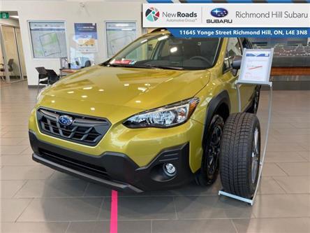 2021 Subaru Crosstrek Outdoor w/Eyesight (Stk: 35653) in RICHMOND HILL - Image 1 of 9