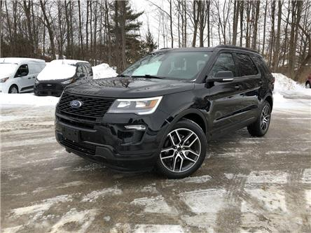 2018 Ford Explorer Sport (Stk: P9319) in Barrie - Image 1 of 18
