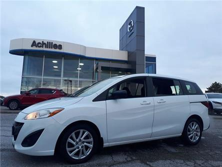2012 Mazda Mazda5 GS (Stk: K1108A) in Milton - Image 1 of 14
