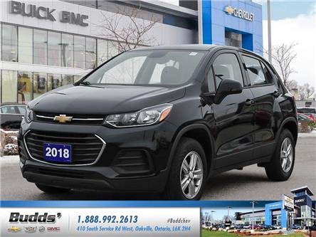 2018 Chevrolet Trax LS (Stk: EQ0017A) in Oakville - Image 1 of 25