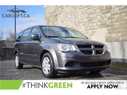 2016 Dodge Grand Caravan SE/SXT (Stk: B6763) in Kingston - Image 1 of 16