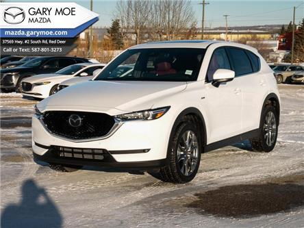 2021 Mazda CX-5 100th Anniversary Edition (Stk: 1C50208) in Red Deer - Image 1 of 17