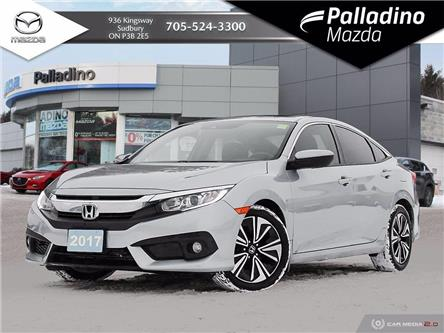 2017 Honda Civic EX-T (Stk: U1456) in Sudbury - Image 1 of 26