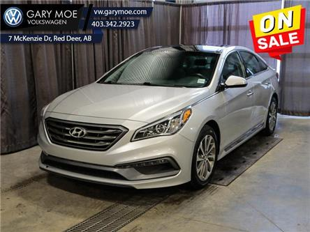 2015 Hyundai Sonata 2.4L SPORT (Stk: VP7753) in Red Deer County - Image 1 of 25
