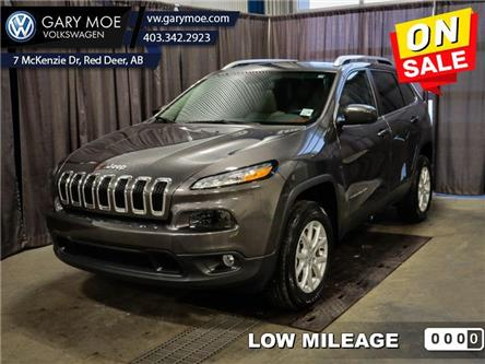 2018 Jeep Cherokee North (Stk: 1AT7977A) in Red Deer County - Image 1 of 26