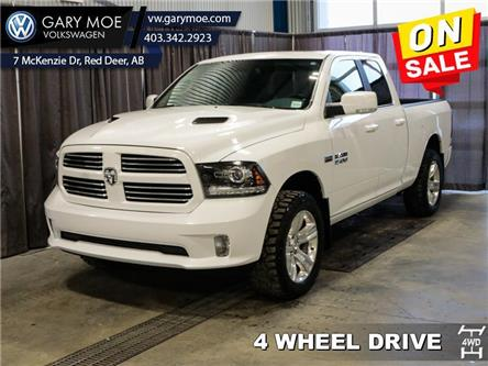 2017 RAM 1500 Sport (Stk: 0TG7116A) in Red Deer County - Image 1 of 25