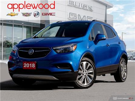 2018 Buick Encore Preferred (Stk: 576054P) in Mississauga - Image 1 of 26