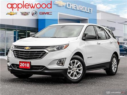 2018 Chevrolet Equinox LS (Stk: 166860P) in Mississauga - Image 1 of 27