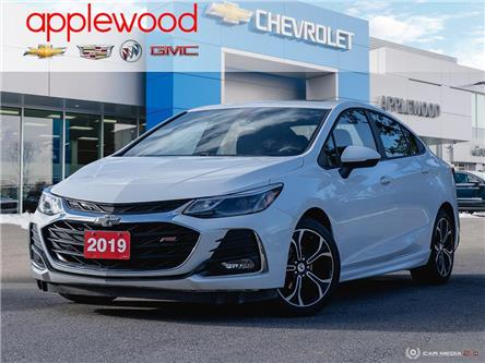 2019 Chevrolet Cruze LT (Stk: 129823P) in Mississauga - Image 1 of 28