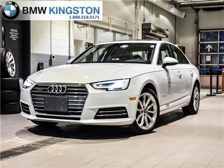 2017 Audi A4 2.0T Progressiv (Stk: 21058A) in Kingston - Image 1 of 30