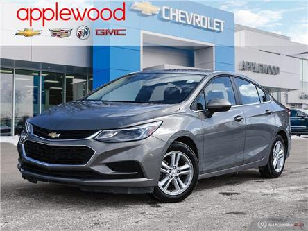 2018 Chevrolet Cruze LT Auto (Stk: 168941TN) in Mississauga - Image 1 of 27