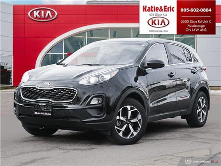 2020 Kia Sportage LX (Stk: ST21017A) in Mississauga - Image 1 of 28
