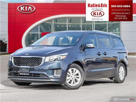 2016 Kia Sedona LX+ (Stk: ST21011A) in Mississauga - Image 1 of 30