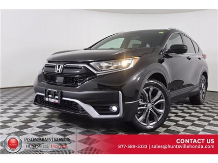 2021 Honda CR-V Sport (Stk: 221051) in Huntsville - Image 1 of 27